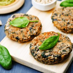 vegan burgers, vegan burger recipes, vegans fare