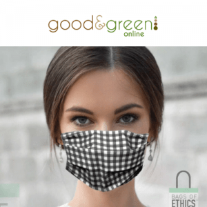 organic face masks,