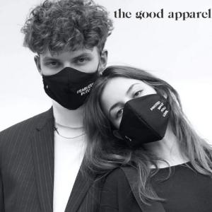 organic cotton face masks, the good apparel