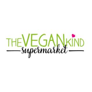 the vegan kind supermarket logo, vegan supermarkets london,