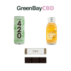 vegan cbd, green bay cbd oils and cbd drinks