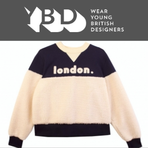 london vegan sherpa sweatshirt jumper