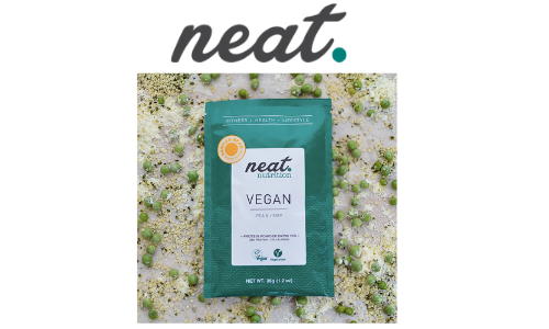 neat pea and hemp vegan protein supplement subscription
