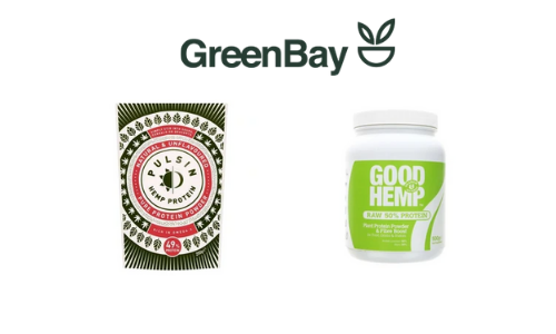 greenbay vegan supermarket products good hemp