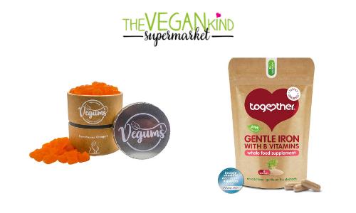 the vegan kind vegums gummies and vegan multi vitamins supplements, vegan health and wellbeing, hair loss in vegans