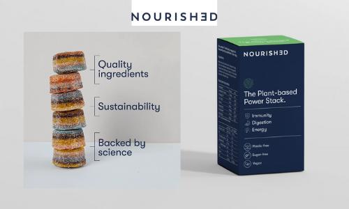 nourished vegan plant based stacks personalised vegan nutrition